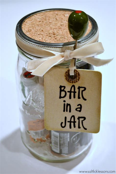 in a jar gifts bar in a jar last minute gift salt lessons