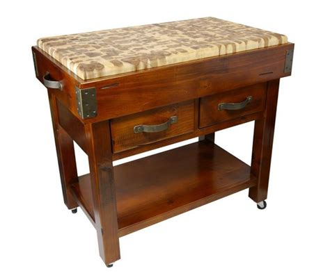 mobile butchers block 17 best images about kitchen islands on