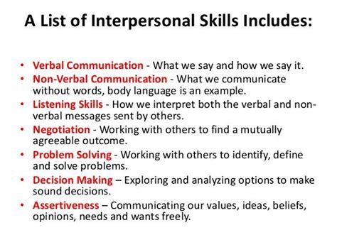 best 25 interpersonal relationship skills ideas on