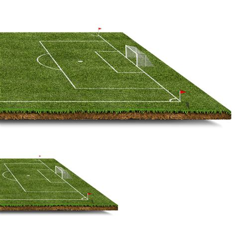 resume layout free 3d football soccer pitch with grass psd freebie psdfinder co