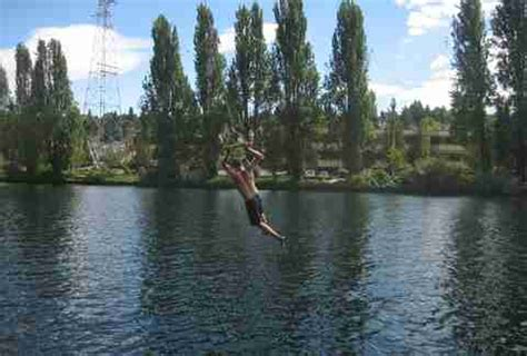 rope swing seattle seattle summer list things to do in seattle