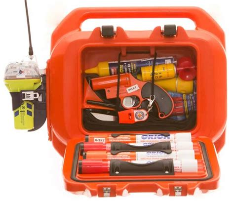boat emergency product born from life or death situation - Boat Emergency Kit