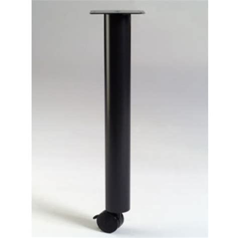 Table Legs Table Support Legs With Casters By Durable Table Legs With Casters