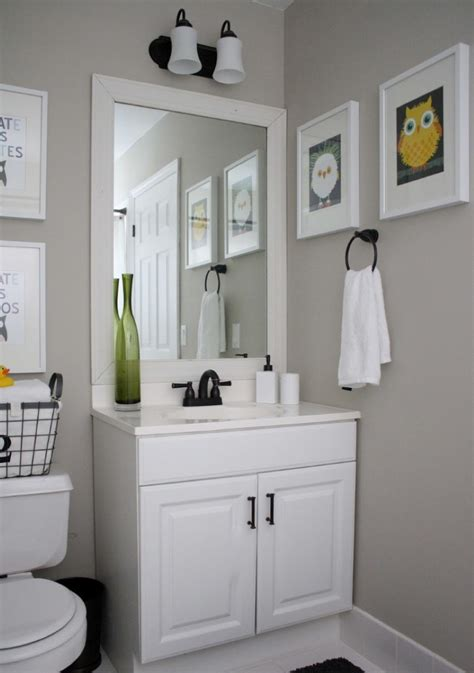 ikea small bathroom design ideas amazing of owl wall decor idea plus cool black fauce