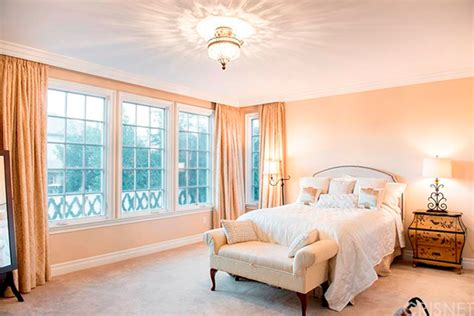 9 celebrity bedrooms that are truly star worthy sanctuaries kris jenner house purchase the reality tv star takes a