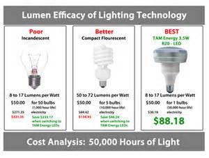How Much Does A Led Light Bulb Cost Tam Energy