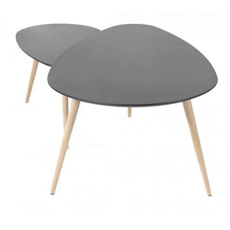 tables basses scandinaves tables gigognes scandinave mykaz