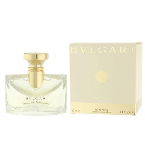 Parfum Bvlgari Pour Femme bvlgari pour femme eau de parfum 50 ml pour