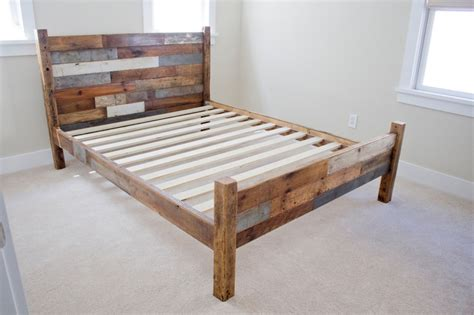homemade bed frames charming diy platform bed frame with diy twin bed frame