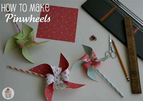 How To Make Tissue Paper Pinwheels - 177 best images about crayola bday on
