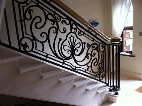 wrought iron banister wrought iron railings ideas