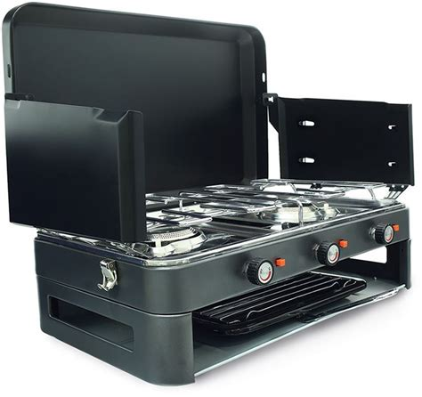 Cing Cooker With Grill by Gas Cooker Cing