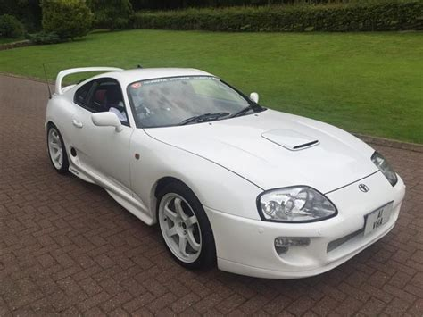 Used 1998 Toyota Supra Used 1998 Toyota Supra 93 Turbo For Sale In Staffordshire