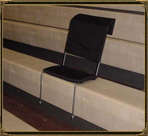 most comfortable bleacher seats bleacher buddies are the most comfortable stadium bleacher