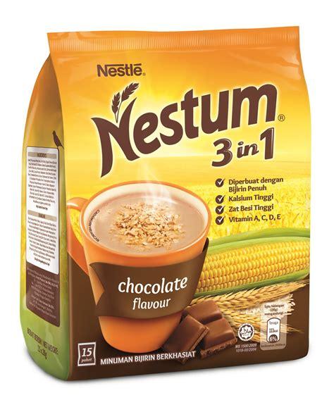 Milo Malaysia 3in1 3stick nestum 3in1 chocolate 15 x 28g lazada malaysia