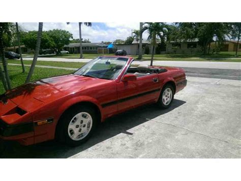 1984 Nissan 300zx For Sale by 1984 Nissan 300zx For Sale Classiccars Cc 900527