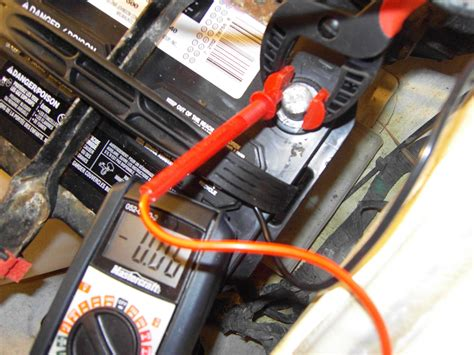 Toyota Tacoma Battery Size 2003 Sequoia Battery Issues Parasitic Draw Investigation