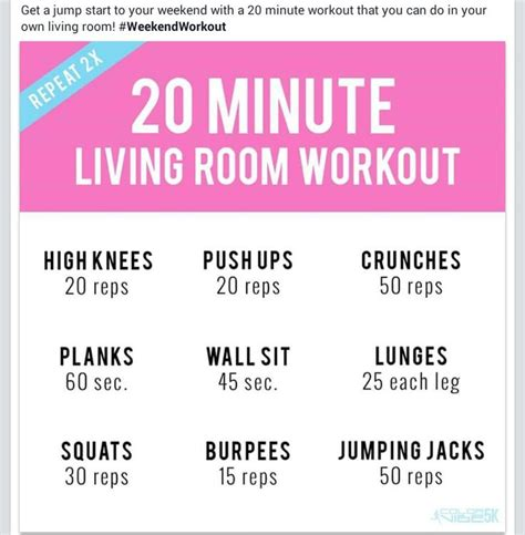 20 minute living room workout 25 b 228 sta living room workout id 233 erna p 229