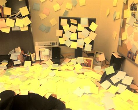 from the desk of sticky notes desk organizing archives sundanceblog sundance