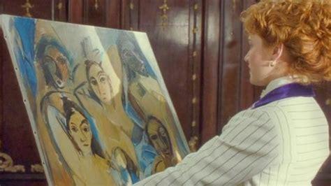 picasso paintings on titanic le tableau quot les demoiselles d avignon quot de picasso dans