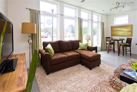 tan living rooms yellow sofa with tan walls wall color and brown