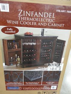 Countertop Wine Cooler Costco by Wine Coolers On Wine Fridge Wine Cellars And