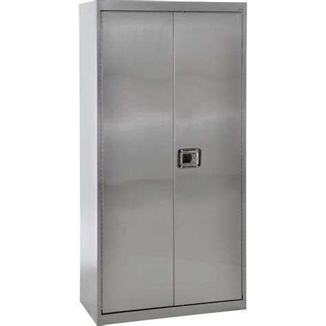 stainless steel storage cabinets sandusky buddy stainless steel storage cabinet 36in w x