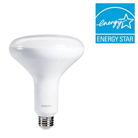 Led Philips Light Bulb Philips 65w Equivalent Daylight Br40 Dimmable Led Energy Flood Light Bulb E 459826 The