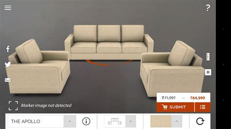 sofa app living spaces by ul sofa app android apps on google play