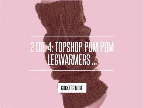 2 Die 4 Topshop Pom Pom Legwarmers by 2 Die 4 Topshop Pom Pom Legwarmers Fashion