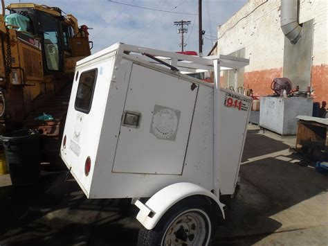 one radar for sale 95 kustom radar trailer 243456 for sale used