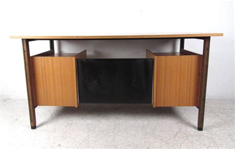Floating Desk For Sale by Unique Midcentury Style Floating Top Desk For Sale At 1stdibs