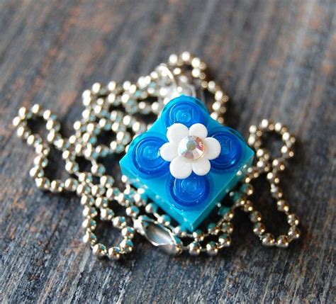 lego necklace tutorial 17 best images about bisuteria lego on pinterest