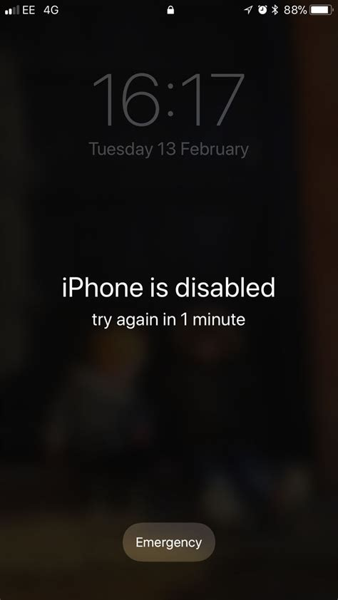 how to fix iphone is disabled connect to itunes error messages macworld uk
