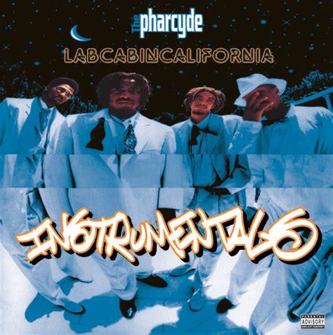 Lab Cabin California by Pharcyde Labcabincalifornia Instrumentals Vinyl New
