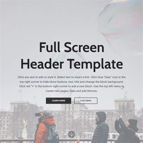 header templates free 80 free bootstrap templates you can t miss in 2019