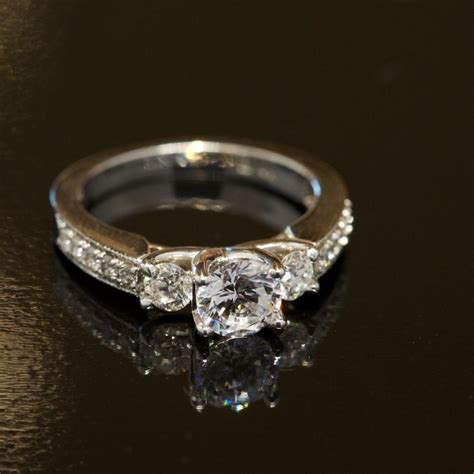 Engagement Stones by 3 Engagement Rings