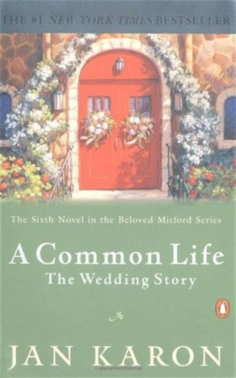 a common the wedding story mitford years 6 by