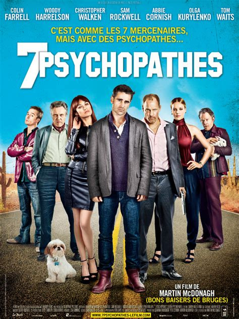film streaming comedie 7 psychopathes film 2012 allocin 233