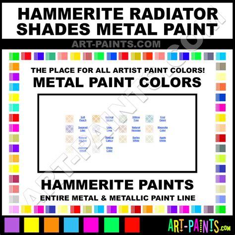 hammerite radiator shades metal paint colors hammerite radiator shades metallic paint colors