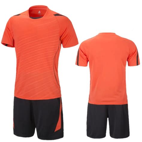 sport jersey 2016 new professional soccer jerseys men football training
