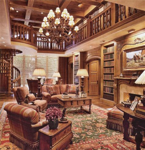 Story Picture Library the two story library at billionaire t boone pickens
