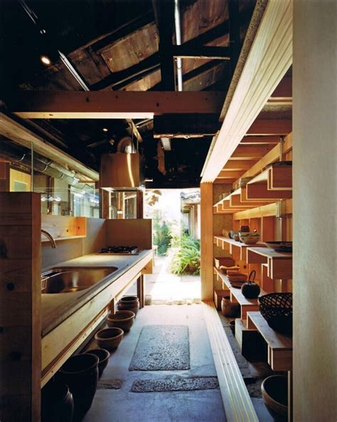 traditional japanese kitchen design traditional japanese house renovation by tadashi yoshimura