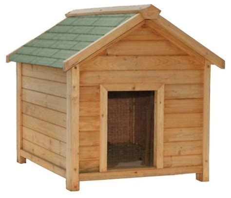 insulated outdoor dog houses dog houses simply cedar x large outdoor dog house insulated doghouse