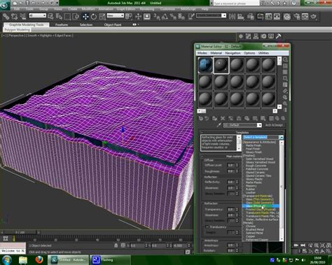 lumion reflection tutorial 3ds max caustics tutorial youtube
