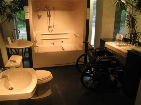 handicap bathroom design pin by beckie rundle on handicap bathrooms pinterest
