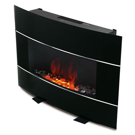 Bionaire Electric Fireplace Heater bionaire 174 electric fireplace heater