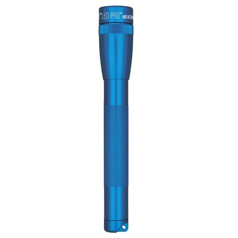 blue light led flashlight maglite blue 2aa pro mini led flashlight sp2p11h the