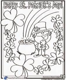 original color for st s day st patricks coloring sheets free coloring sheet