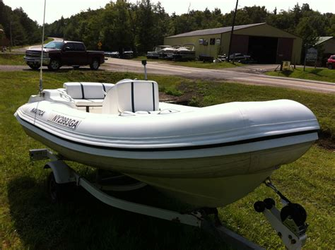 rib boat new york nautica 13 rib 2000 for sale for 1 000 boats from usa